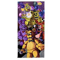 Полотенце Пять ночей с Фредди Franco Five Nights at Freddy's, фото 1
