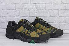 Тактичні кросівки чоловічі камуфляж, фото 2