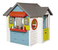 Детский игровой домик Smoby Toys Шеф Хаус 810403