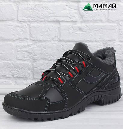 Кросівки зимові чоловічі, фото 2
