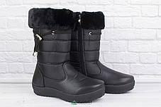 Дутіки жіночі від Львівської фабрики взуття, фото 3