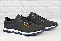 Кросівки чоловічі біла підошва 40р, фото 2
