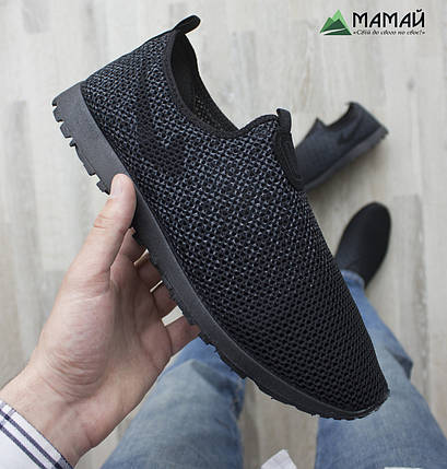 Кросівки чоловічі сліпони, фото 2
