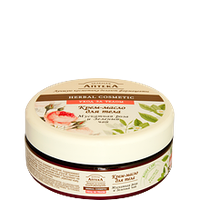 """Крем-масло для тела """"Мускатная роза и зеленый чай"""" Зеленая Аптека (Украина)"""