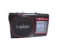 Радиоприемник колонка MP3 Golon RX-9009 Red, фото 1