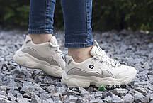 36р Кросівки жіночі білі, фото 2