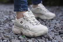 36р Кросівки жіночі білі, фото 3