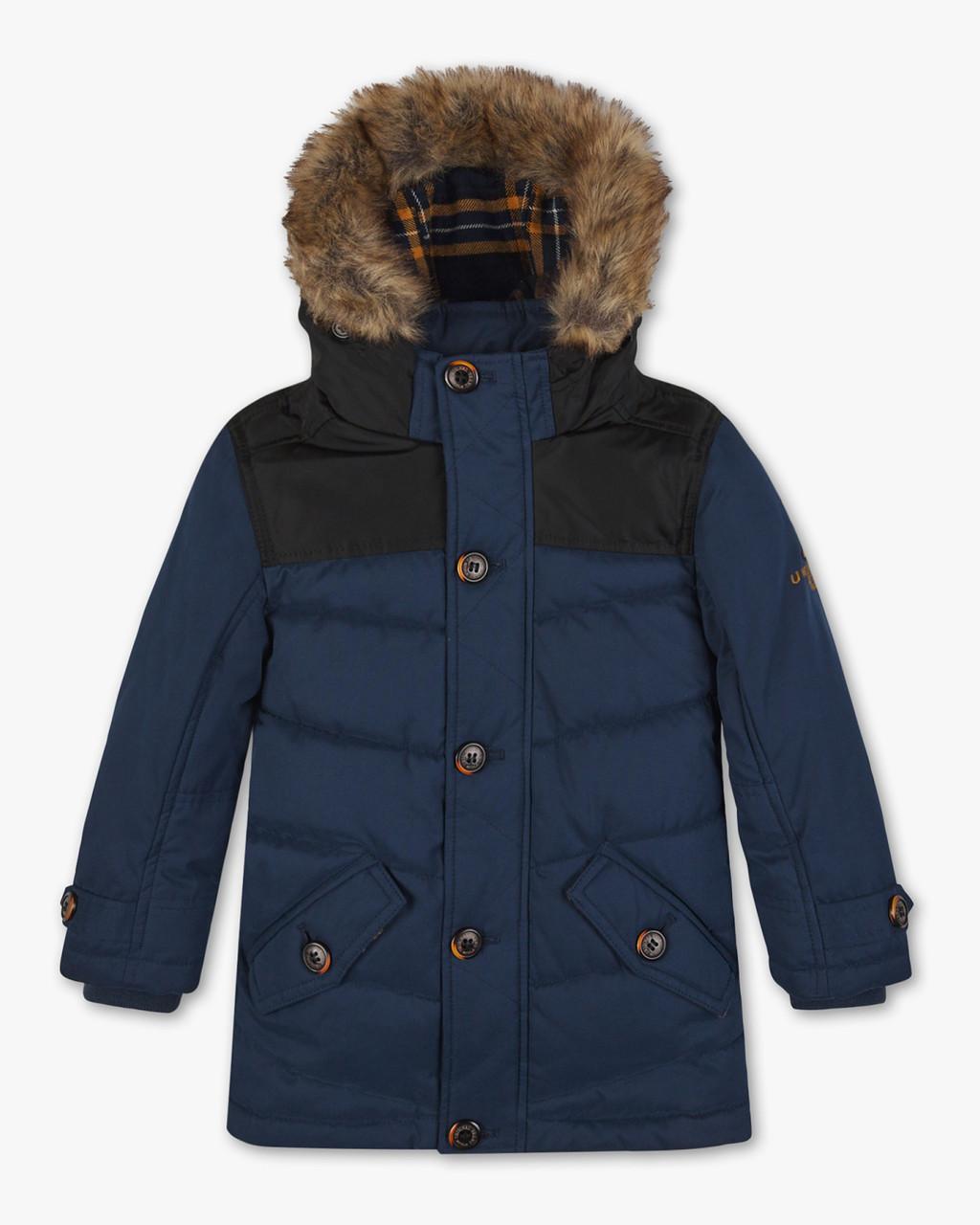 Теплая зимняя куртка для мальчика C&A Германия Размер 110