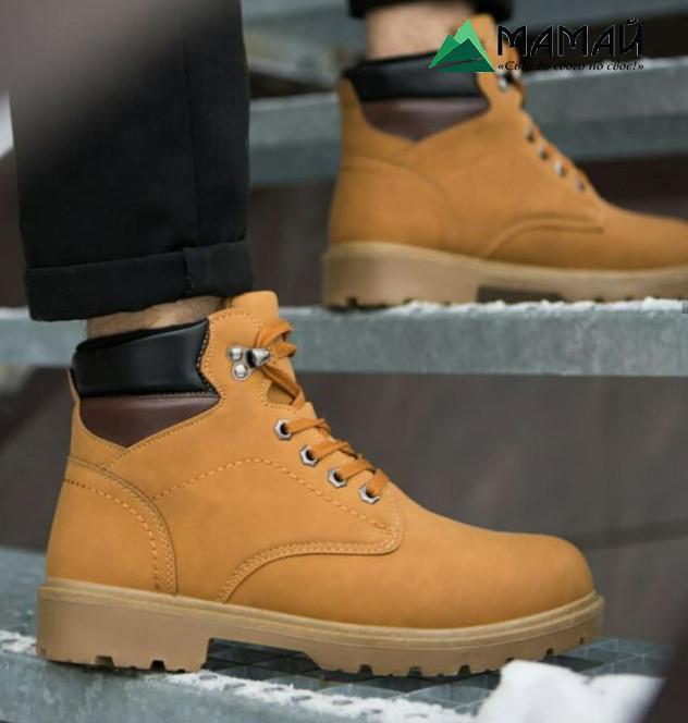 40р Чоловічі зимові черевики -20 °C