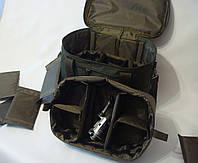 Сумка для катушек (12 катушек) трансформер, для прикормки