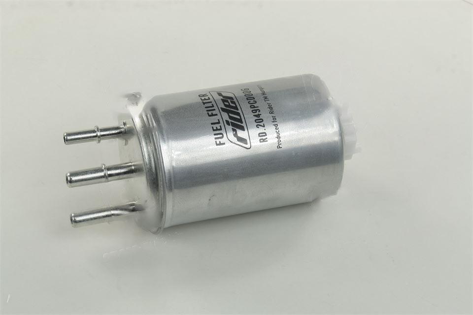 Фильтр топливный SSANG YONG REXTON 04-, KYRON 05-, ACTION 05- (Rider). RD.2049PCD006