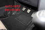 Ворсовые коврики Toyota FJ Cruiser 2006-, фото 4
