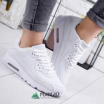 Кросівки жіночі білі 38р, фото 2