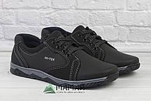 Чоловічі кросівки чорні 40р, фото 2