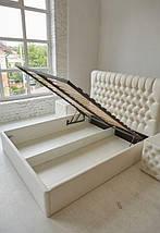 Кровать двуспальная Честер MW1600 (Embawood), фото 3