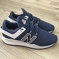Чоловічі кросівки New Balance 247V2 Deconstructed сині (оригінал) 42 (27 см)