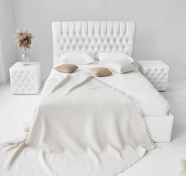 Кровать двуспальная Честер MW1600 (Embawood)