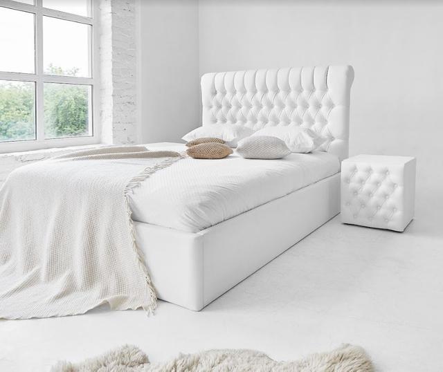 Кровать двуспальная Честер MW1600 (Embawood) (2)