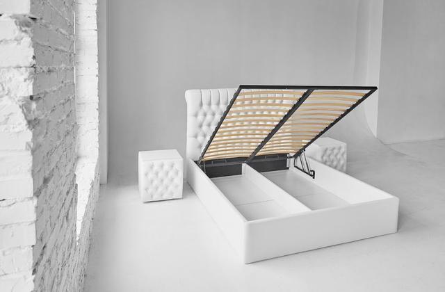 Кровать двуспальная Честер MW1600 (Embawood) (4)
