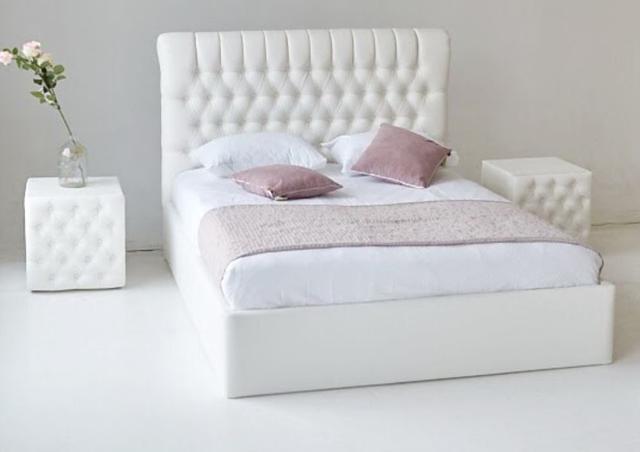 Кровать двуспальная Честер MW1600 (Embawood) (6)