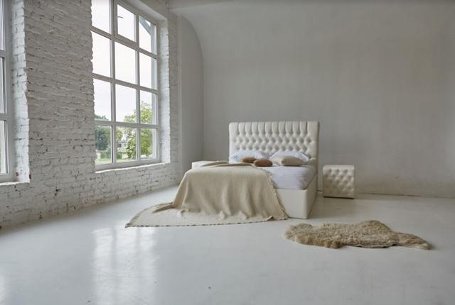 Кровать двуспальная Честер MW1600 (Embawood) (7)