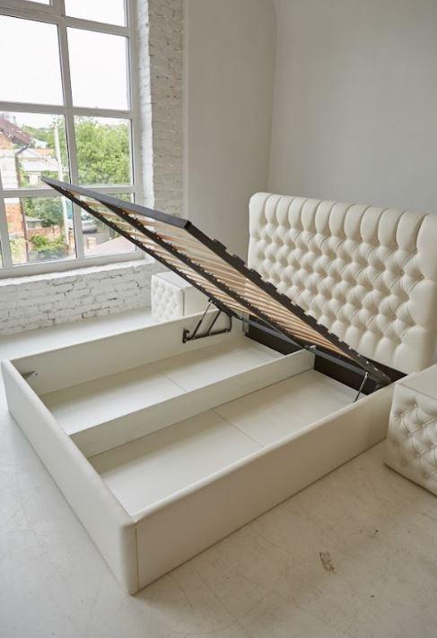 Кровать двуспальная Честер MW1600 (Embawood) (8)