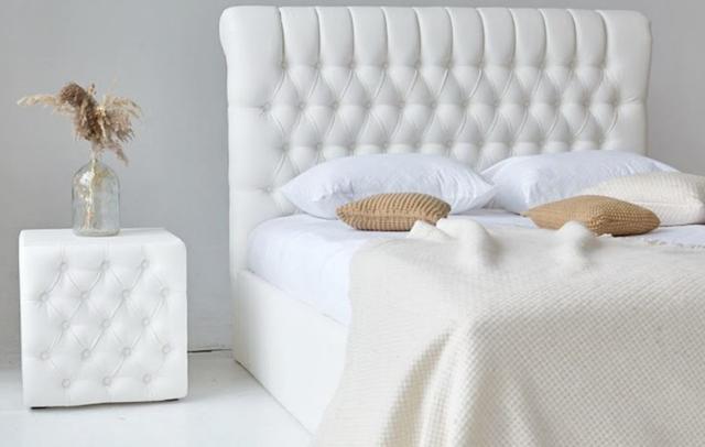 Кровать двуспальная Честер MW1600 (Embawood) (9)