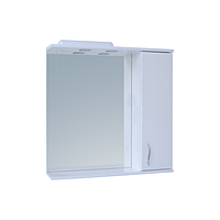 Зеркало для ванной комнаты 70-01 Правое