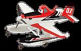 Дасти Полейполе с поплавками сборная модель из мультфильма «Самолеты 2». Дисней. Сборка без клея. ZVEZDA 2075, фото 3
