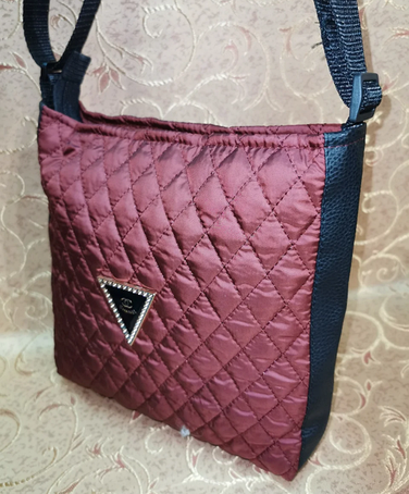 Женская сумка стеганная для через плечо(только ОПТ)