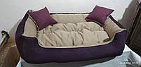 Диван лежанка Premium для больших собак всех  110 х 70 см.Лежанка,Лежаки,лежак,лежак для кошки,лежак, фото 6