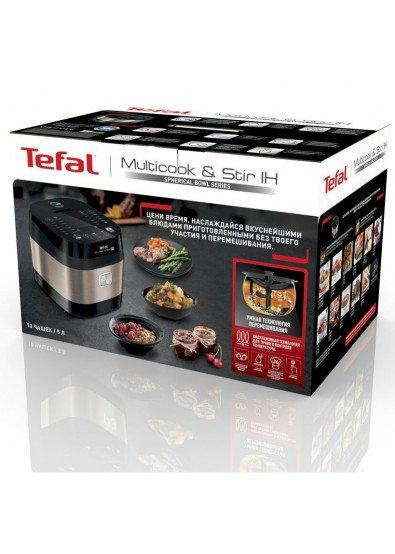 Мультиварка Tefal Multicook&Stir IH RK905A32