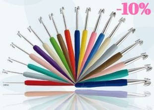Гачки для в'язання Knit Pro