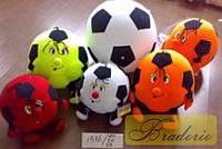 Мягкая игрушка мяч 1536-30