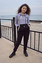 Спортивный костюм подростковый стильный на девочку 9-12 лет купить оптом со склада 7км Одесса