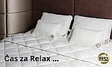 Гипоаллергенное  одеяло для аллергиков и астматиков -  Relax  Medium 140 x 200. Odeja   Словения, фото 7