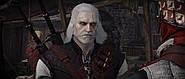 Моддер сделал волосы и бороду Геральта в The Witcher 3 более реалистичными