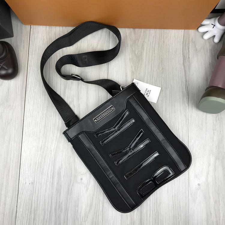 Модная сумка планшетка Bikkembergs черная Люкс Качество женская сумка через плечо Трендовая Биккемберг реплика