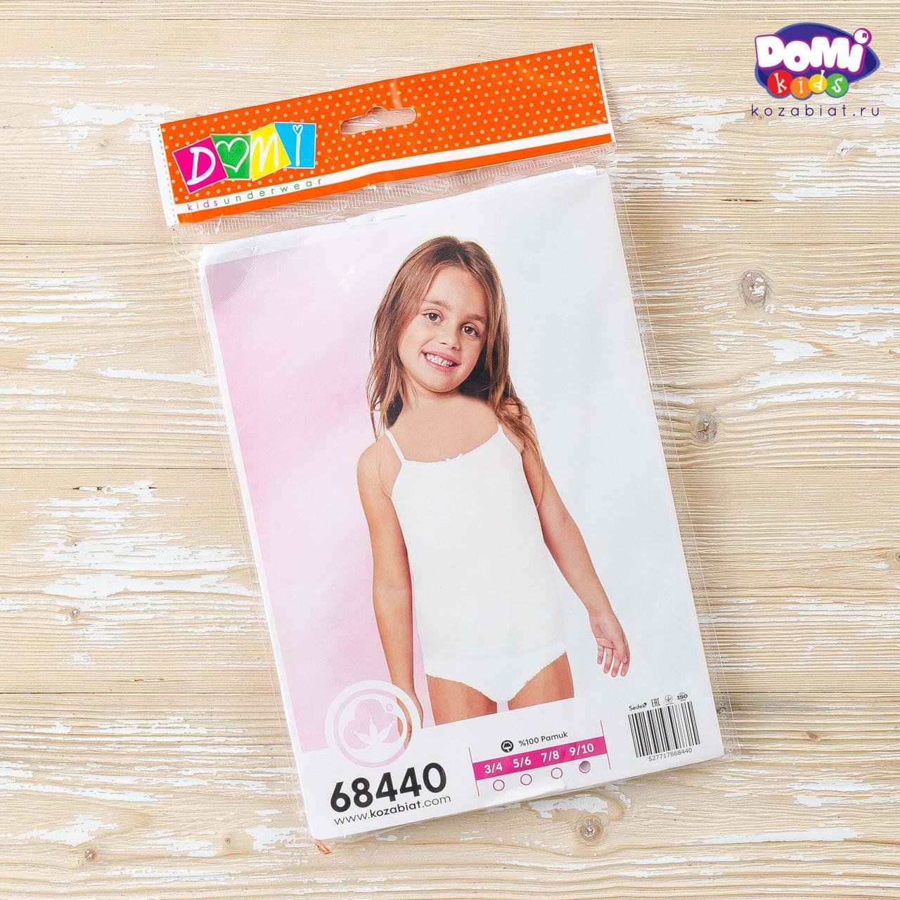 Комплект детского нижнего белья, трусики + майка для девочек 3-4 года  655816127110