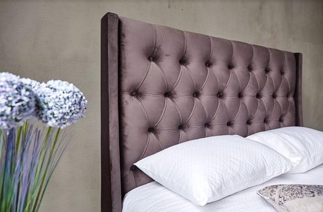 Кровать Борнео с подъемным механизмом MW1600 (Embawood) коричневый (3)