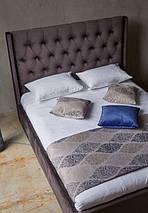Кровать Борнео с подъемным механизмом MW1600 (Embawood) Коричневый, фото 2