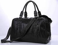 Дорожная сумка кожа 7190J, фото 1