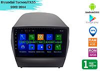 """Штатная магнитола Hyundai Tucson/IX35 2012-2014 (9"""") Android 10.1 (4/32), фото 1"""