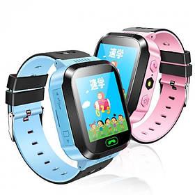 Умные часы Smart Watch Baby Q02 LBS + GPS