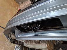 Быстросъемный фаркоп Volkswagen Tiguan 2016- на ключе, фото 3
