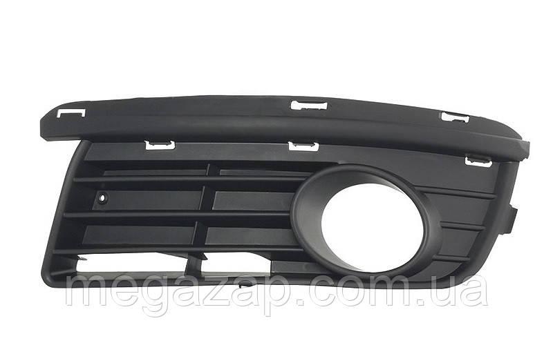 Решетка переднего бампера левая VW Jetta, Golf (05-10)