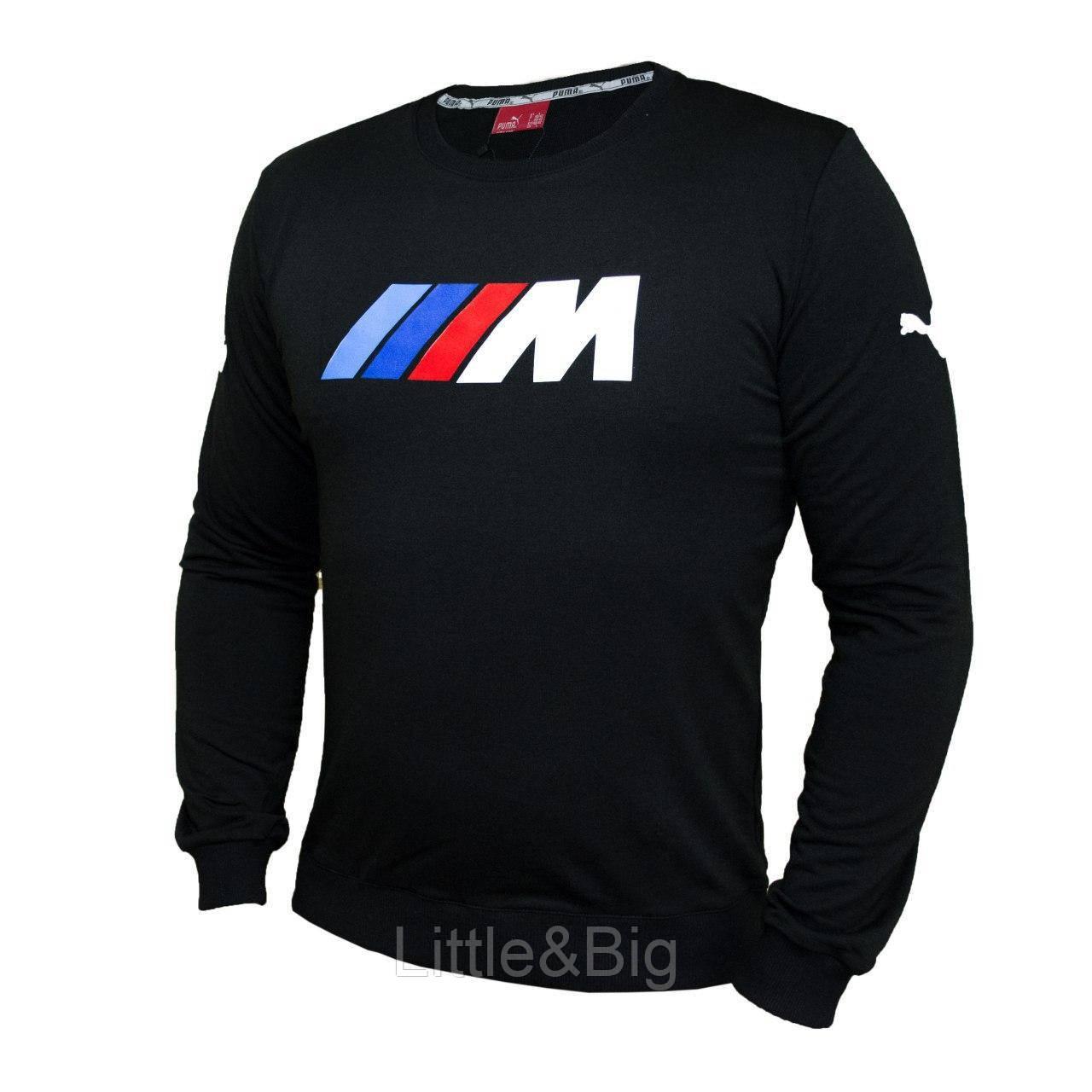 Толстовка мужская Puma BMW
