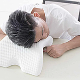 Ортопедическая подушка Тунель Memory Foam Pillow, фото 4
