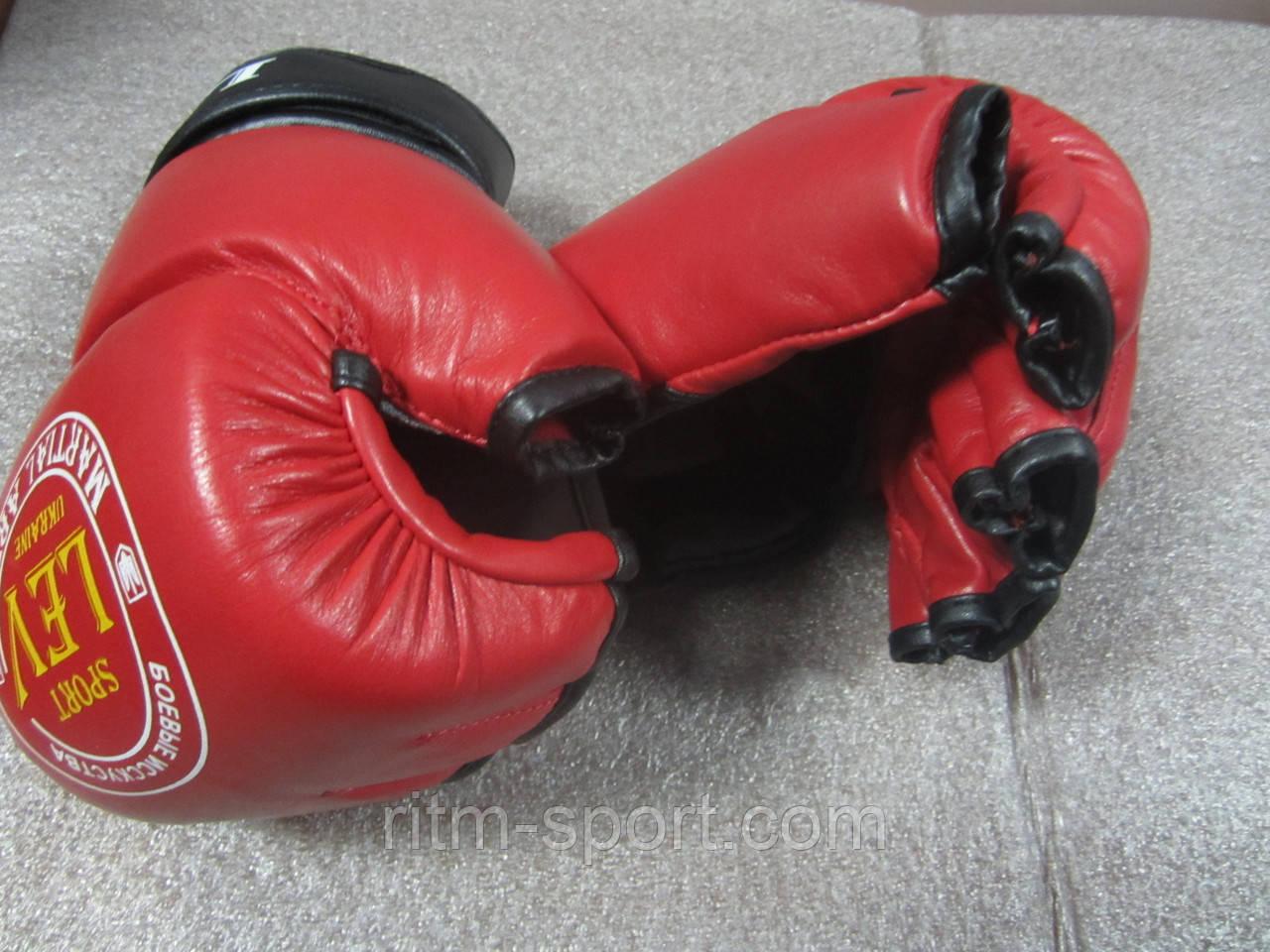 Рукавиці для рукопашного бою LEV