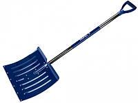 Лопата для снега алюминевая, металлическое лезвие скребка,Truper ,AS-WS